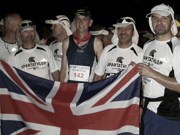 2012 British Spartathlon Team 01