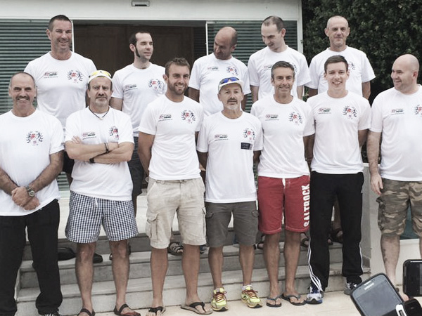 2014 British Spartathlon Team