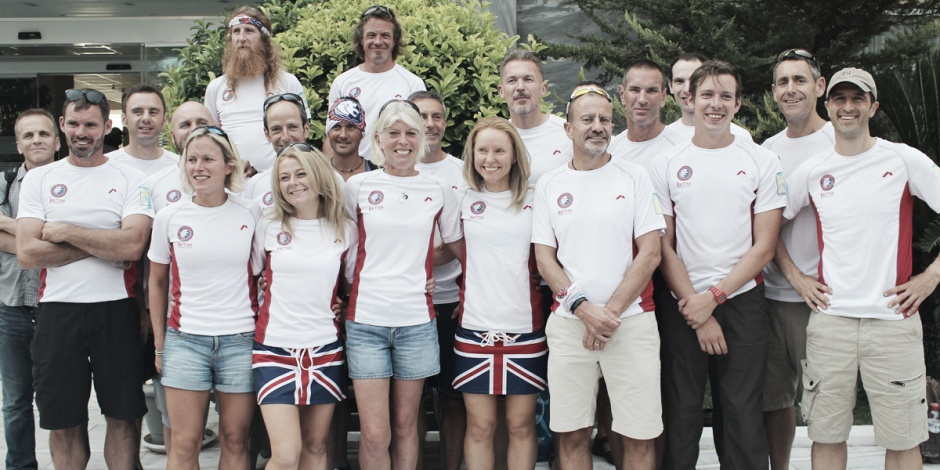 2015 British Spartathlon Team Header