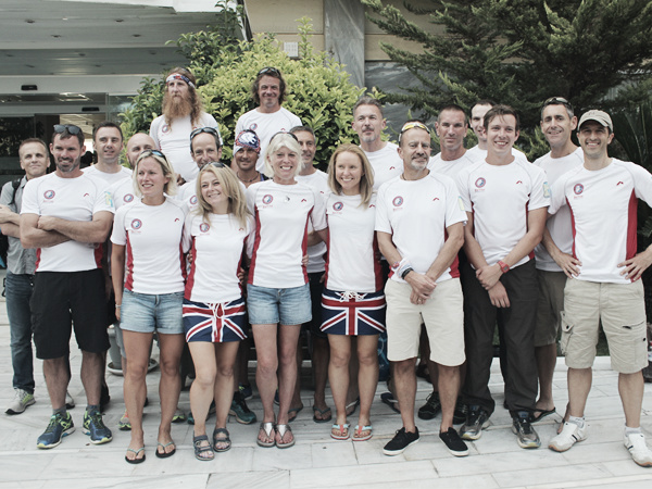 2015 British Spartathlon Team