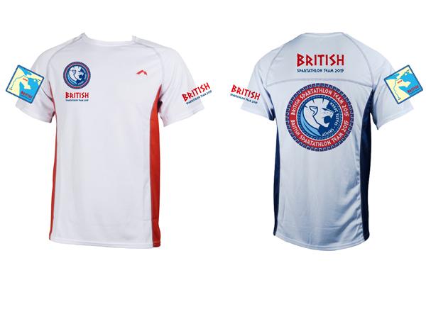 2015 Spartathlon Runners TShirt