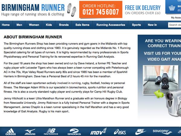 2015 Sponsor Birmingham Runner 600x450