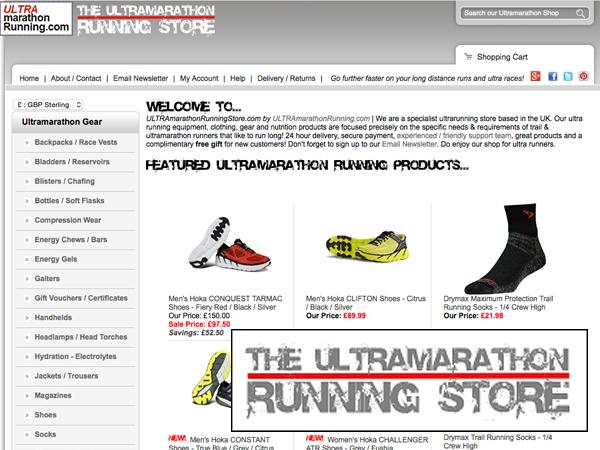 2015 ULTRAmarathonRunningStore