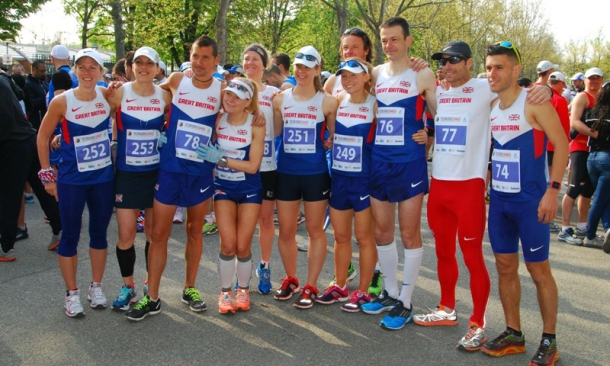 2015 Team GB Ultra