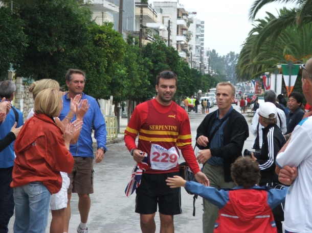 2009 Spartathlon Peter Foxall 048