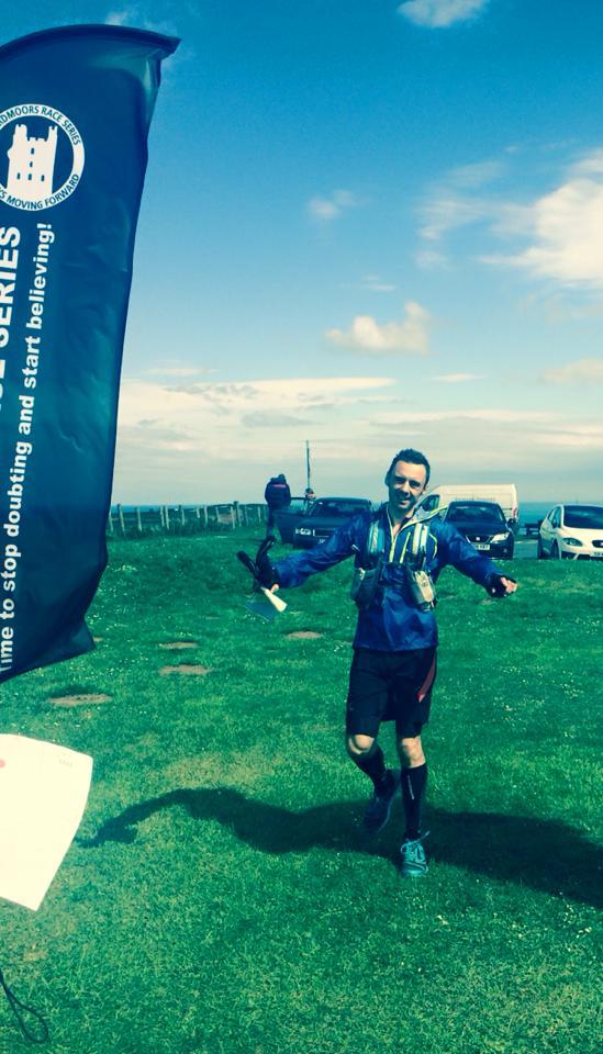 2015 Hardmoors Neil Cloke - British Spartathlon Team