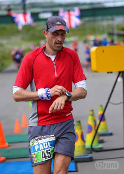 2015 Kent Roadrunner Paul Ali - British Spartathlon Team