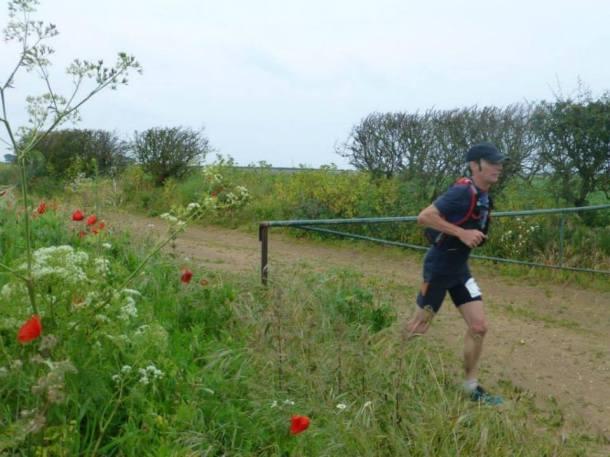 2015 British Spartathlon Team Ian Thomas