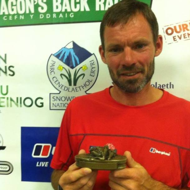 2015 British Spartathlon Team Tremayne Cowdry