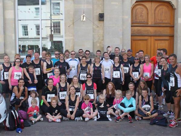 newbury-runners