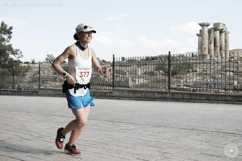 2015 British Spartathlon Team Debbie Martin-Consani