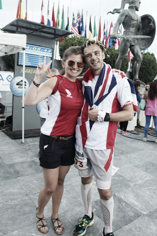 2015 British Spartathlon Team Neil Cloke 05