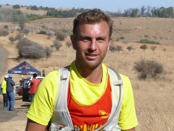 2016 British Spartathlon Team Terrence Zengerink